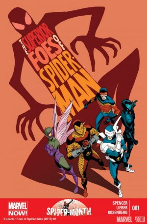 Superior Foes of Spider-Man édition Issues V1 (2013 - 2014)