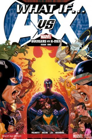 What If? - AVX édition Issues (2013)