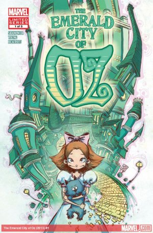 The emerald city of Oz édition Issues