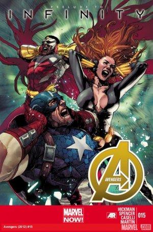Avengers # 15 Issues V5 (2012 - 2015)