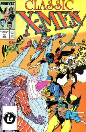 Classic X-Men # 12 Issues (1986 - 1990)