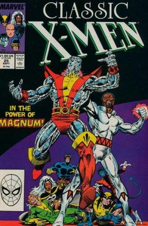 Classic X-Men # 25 Issues (1986 - 1990)