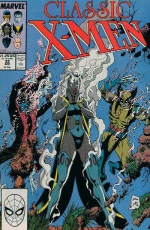 Classic X-Men # 32 Issues (1986 - 1990)