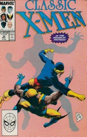 Classic X-Men # 33 Issues (1986 - 1990)