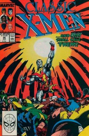 Classic X-Men # 34 Issues (1986 - 1990)