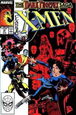Classic X-Men # 35 Issues (1986 - 1990)