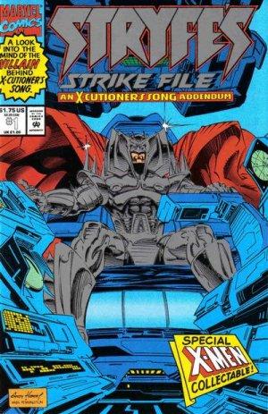 Stryfe's Strike File # 1 Issues