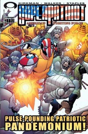 Super patriote - Le dernier rempart édition Issues