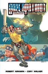 Super patriote - Le dernier rempart édition TPB softcover (souple)