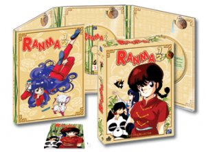 Ranma 1/2 édition COLLECTOR VO/VF