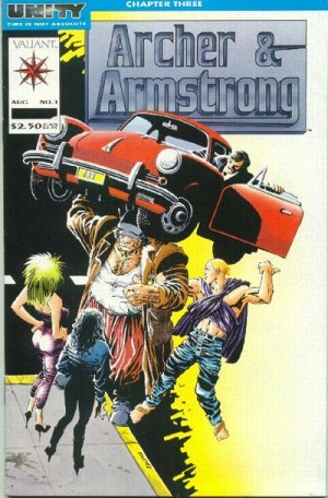 Archer and Armstrong # 1 Issues V1 (1992 - 1994)