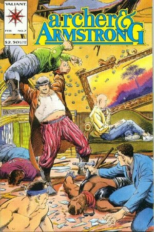 Archer and Armstrong # 7 Issues V1 (1992 - 1994)