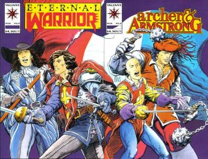 Archer and Armstrong # 8 Issues V1 (1992 - 1994)