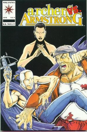 Archer and Armstrong # 9 Issues V1 (1992 - 1994)
