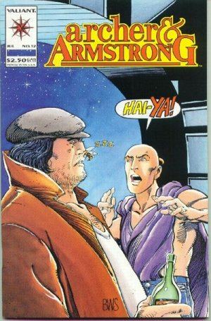 Archer and Armstrong # 12 Issues V1 (1992 - 1994)