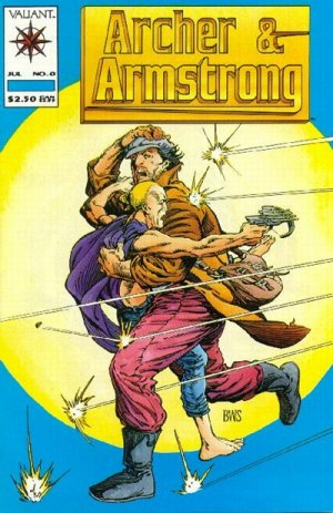 Archer and Armstrong # 0 Issues V1 (1992 - 1994)