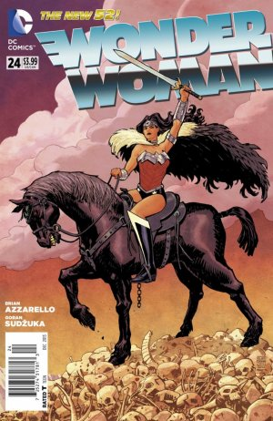 Wonder Woman # 24 Issues V4 - New 52 (2011 - 2016)