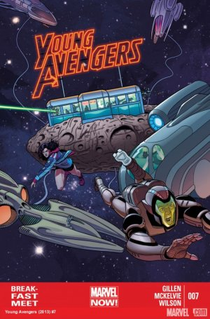 Young Avengers # 7 Issues V2 (2013 - 2014)