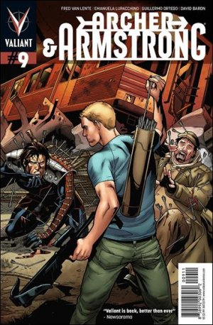 Archer and Armstrong # 9 Issues V2 (2012 - 2014)
