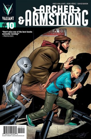 Archer and Armstrong # 10 Issues V2 (2012 - 2014)