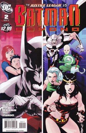Batman Beyond # 2 Issues V4 (2011)