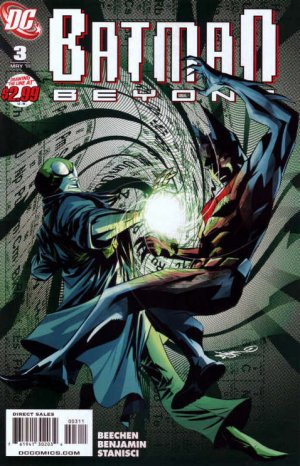 Batman Beyond # 3 Issues V4 (2011)