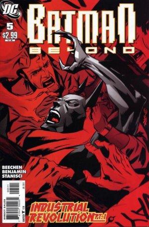 Batman Beyond # 5 Issues V4 (2011)