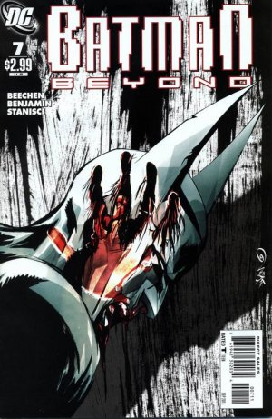 Batman Beyond # 7 Issues V4 (2011)