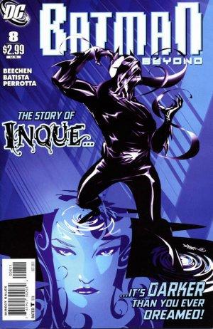 Batman Beyond # 8 Issues V4 (2011)