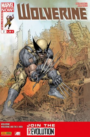 Wolverine And The X-Men # 2 Kiosque V4 (2013 - 2015)