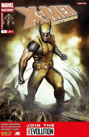 X-Men Universe # 2