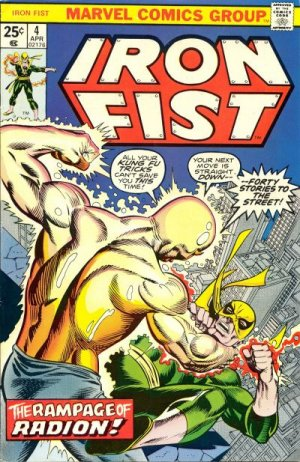 Iron Fist # 4 Issues V1 (1975 - 1977)