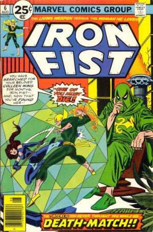 Iron Fist 6 - Death Match!