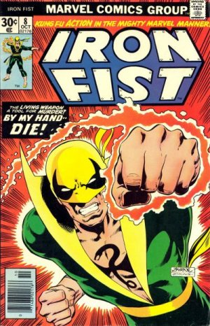 Iron Fist 8 - Like Tigers in the Night!