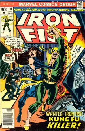 Iron Fist # 10 Issues V1 (1975 - 1977)