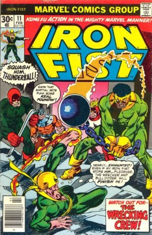 Iron Fist 11 - A Fine Day's Dying!
