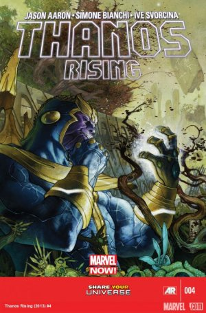 Thanos - L'Ascension de Thanos # 4 Issues (2013)