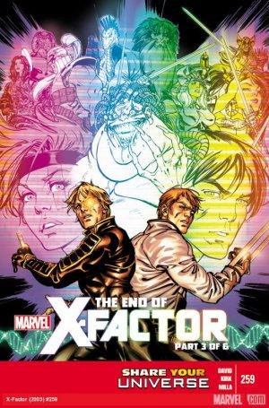 X-Factor # 259
