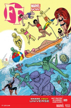 FF # 9 Issues V2 (2012-2014)