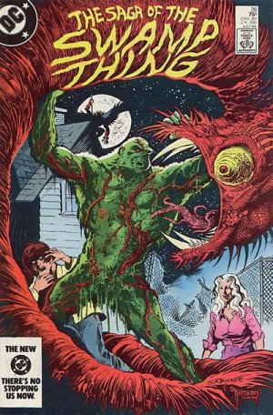 The saga of the Swamp Thing 26