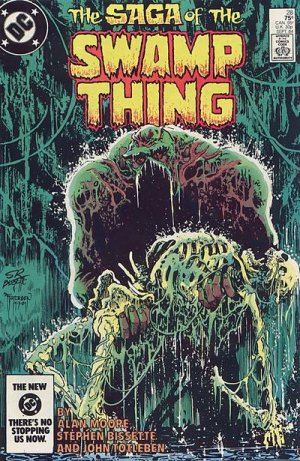 The saga of the Swamp Thing # 28 Issues (1982 - 1985)