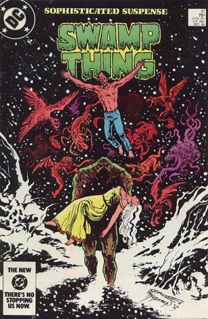 The saga of the Swamp Thing 31