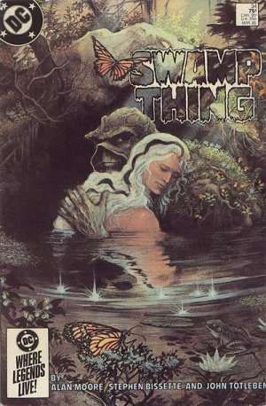 The saga of the Swamp Thing # 34 Issues (1982 - 1985)