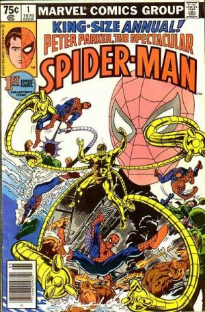 Spectacular Spider-Man édition Issues V1 - Annuals (1979 - 1994)
