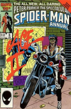 Spectacular Spider-Man # 6 Issues V1 - Annuals (1979 - 1994)