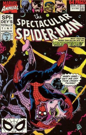 Spectacular Spider-Man # 10 Issues V1 - Annuals (1979 - 1994)