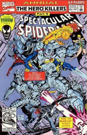 Spectacular Spider-Man # 12 Issues V1 - Annuals (1979 - 1994)