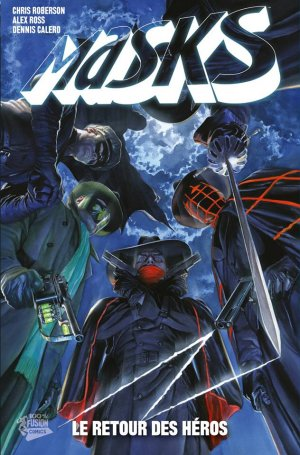 Masks édition TPB softcover (souple) - Issues V1