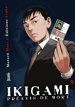 Ikigami - Préavis de Mort édition Simple