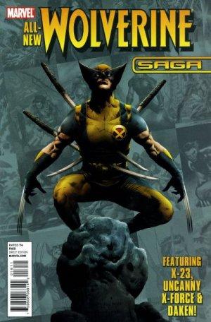 All-New Wolverine Saga
